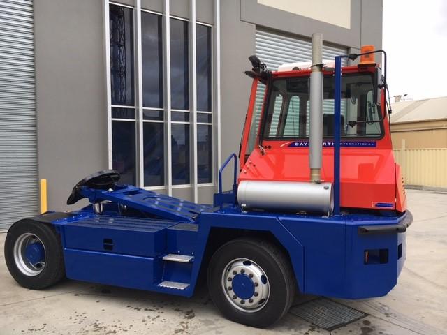 Kalmar TR618i Blue